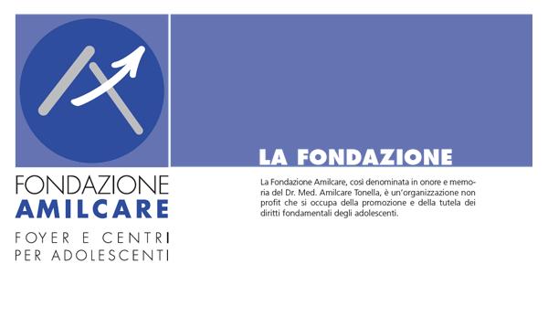 Brocure Fondazione Amilcare