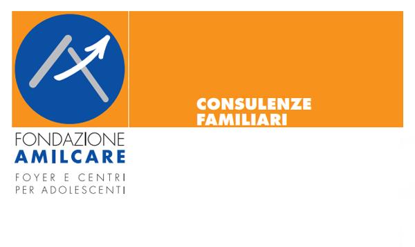 Brochure Consulenze Familiari Fondazione Amilcare